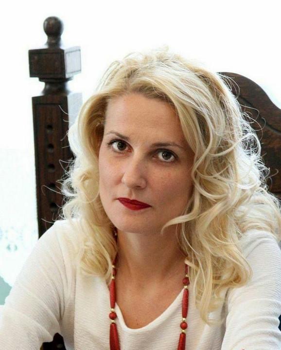 Aleksandra Dobrin, predsednica Udruženja privrednih društava i preduzetnika u Subotici