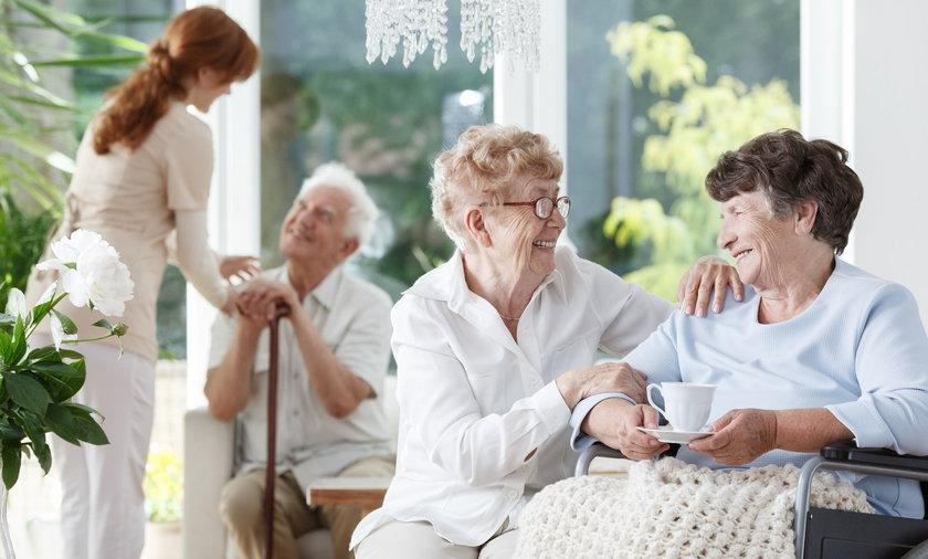 Niemieccy seniorzy za swoje emerytury w Polsce mogą sobie pozwolić na znacznie wyższy poziom życia