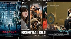 """""""Wenecja"""", """"Essential Killing"""" i """"Incepcja"""" walczą o Złotą Żabę"""
