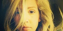 Ellie Goulding bez grama makijażu