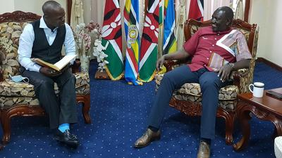 DP Ruto explains why he has not taken Covid-19 vaccine