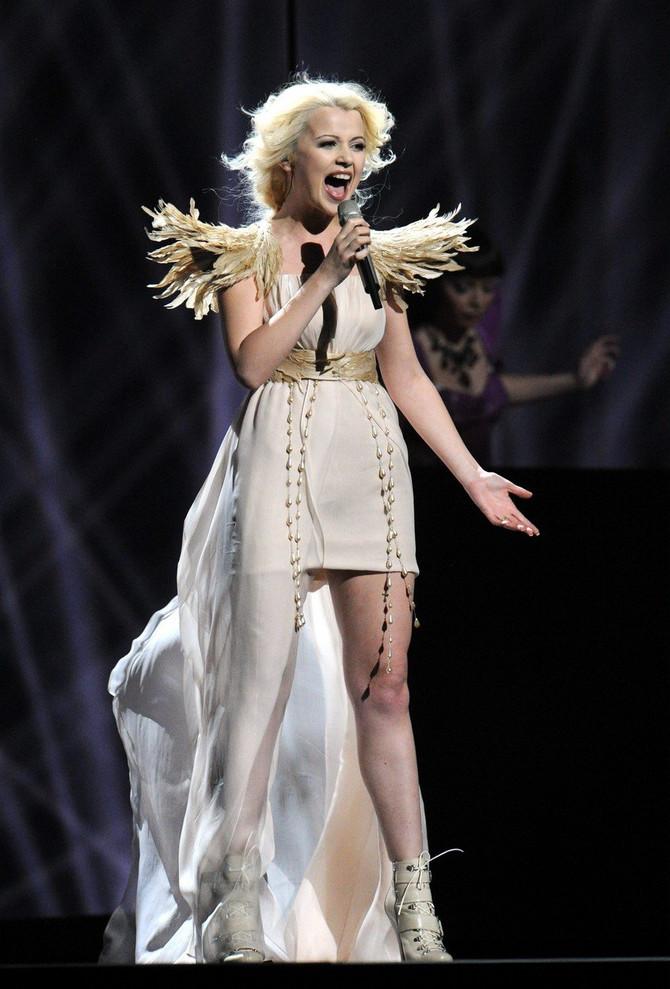 Ukrajina 2011. na Evroviziji