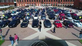 Porsche Parade 2017 - tak bawią się miłośnicy sportowych samochodów