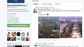 Urzędnicy zarządu amerykańskich parków z zakazem korzystania z Twittera