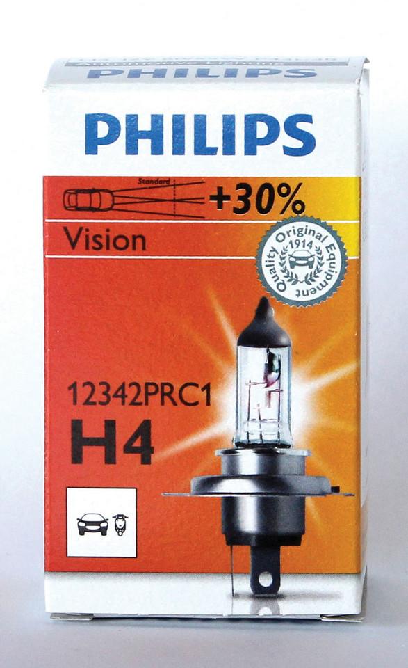 Philips Vision + 30% цена 8,40 зл. / Шт.
