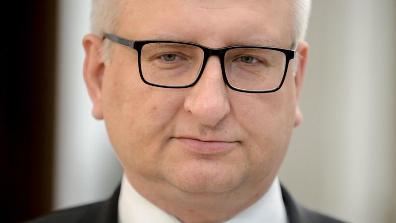 Poseł PiS Stanisław Pięta