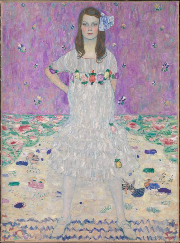 Meda Primavezi, 1912.