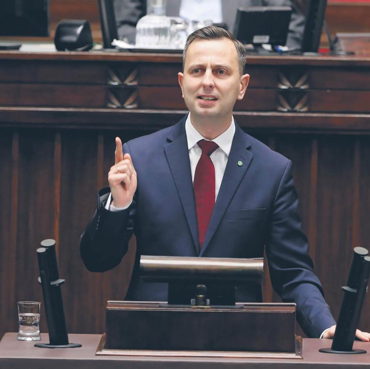 Władysław Kosiniak-Kamysz, prezes PSL