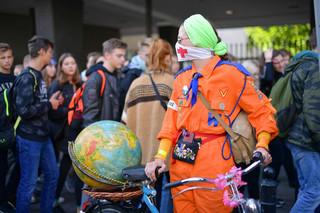 Aktywizm klimatyczny to walka o przyszłość dla wszystkich