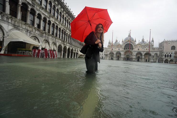 italija venecija poplave