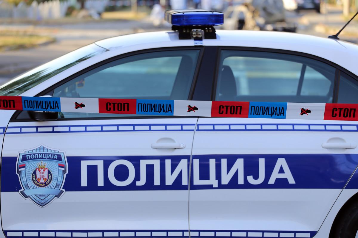 Slikovni rezultat za Policajci opljačkali poštu u mestu kod Jagodine