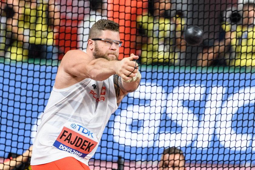 Paweł Fajdek to faworyt do złota w rzucie młotem na Igrzyskach Olimpijskich Tokio 2020