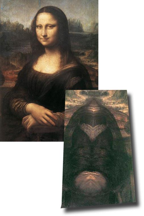 Teraz każdy może zobaczyć twarz Boga na obrazach Leonardo