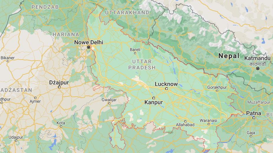Koronawirus. Z Gangesu wyłowiono dziesiątki martwych ciał