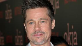 Brad Pitt znów jest zakochany? Jego nowa ukochana jest łudząco podobna do Angeliny!