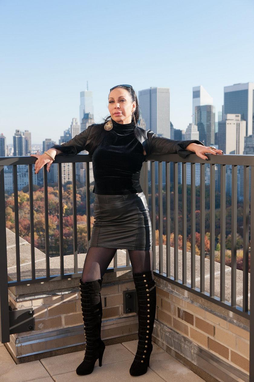 Jennifer Rush w listopadzie 2011 roku w Nowym Yorku
