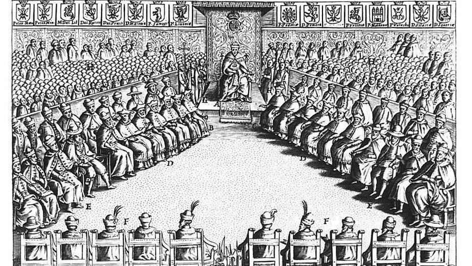 Sejm Rzeczpospolitej za Zygmunta III Wazy (domena publiczna)