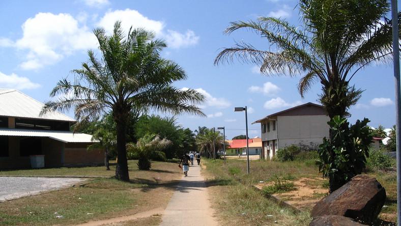 Kourou, Gujana Francuska
