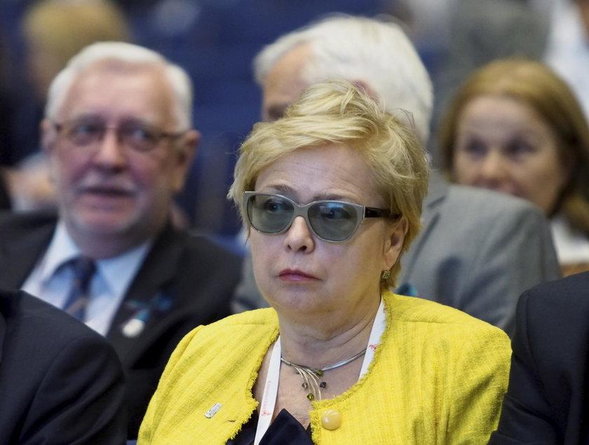 Małgorzata Gersdorf, prezes Sądu Najwyższego