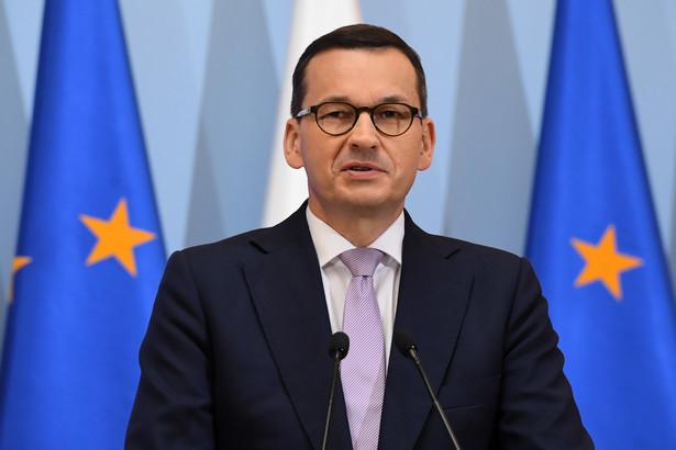 Premier Mateusz Morawiecki na czwartek na godz. 19 zwołał sztab kryzysowy w KPRM - poinformował szef KPRM Michał Dworczyk. Decyzja premiera ma związek z zanieczyszczaniem Wisły ściekami na wysokości Warszawy.