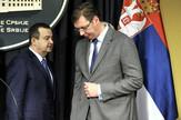 Vučić i Dačić na današnjoj konferenciji