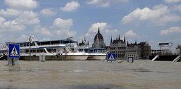 Wielka woda w Budapeszcie. O krok od zalania miasta