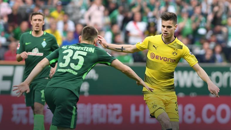 Niemcy: remis Borussii Dortmund z Werderem Brema