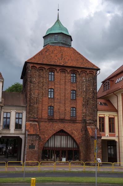Nowa Brama, Słupsk