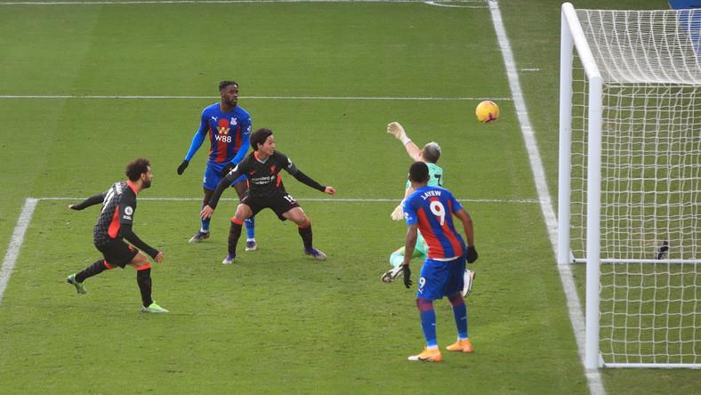Crystal Palace vs Liverpool FC