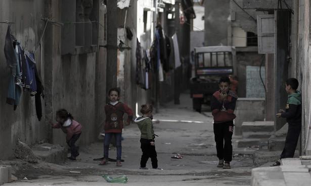"""""""Żadne dziecko, które przeżyło ostatnie pięć lat, nie pozna nigdy Syrii, którą pamiętają jego rodzice"""""""