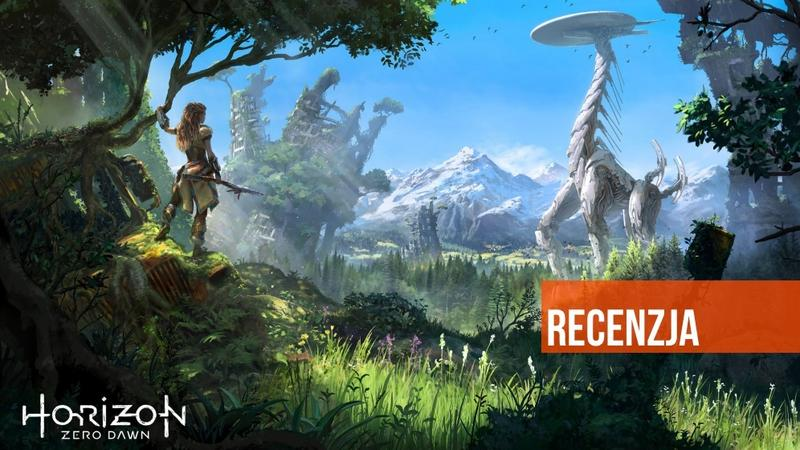 Horizon Zero Dawn - recenzja. Najpiękniejsza gra w historii PlayStation