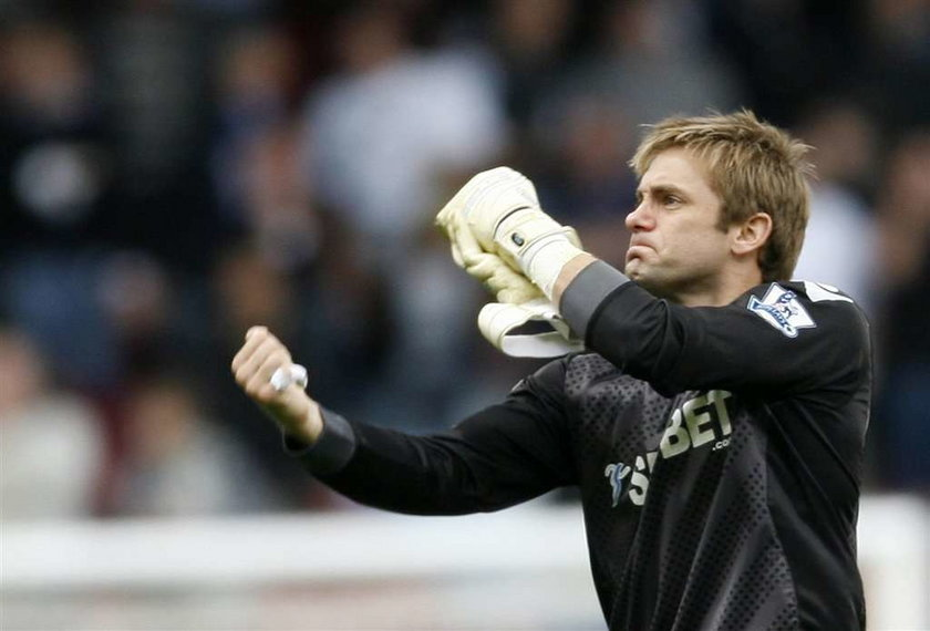 West Ham chce Boruca