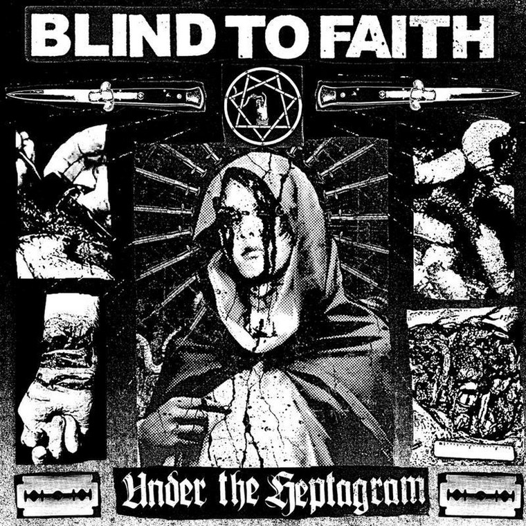 "Blind To Faith ""Under The Heptagram"""