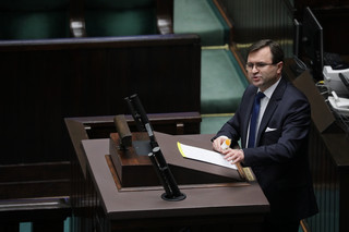 Girzyński: Postąpiłem zgodnie z obowiązującym mnie prawem