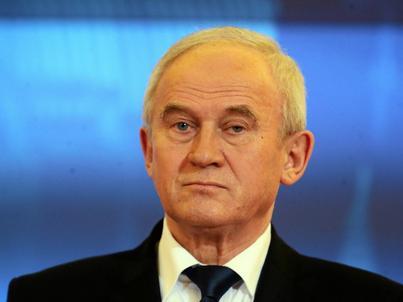 Krzysztof Tchórzewski, szef resortu energii