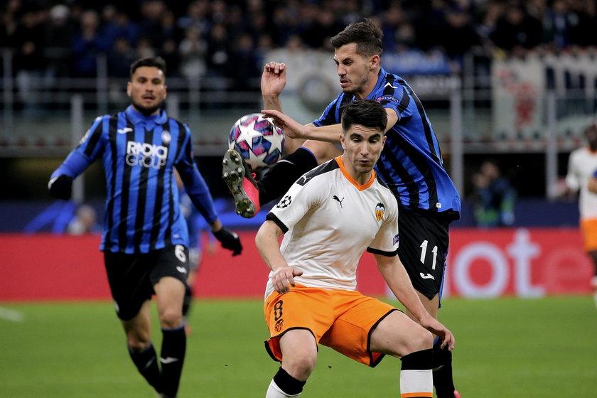 Mecz Ligi Mistrzów Atalanta-Valencia pod lupą prokuratorów