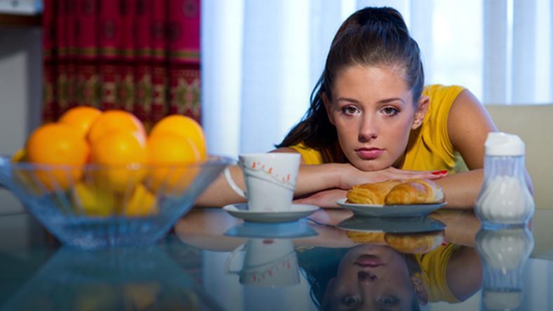 Gdy choremu brak apetytu