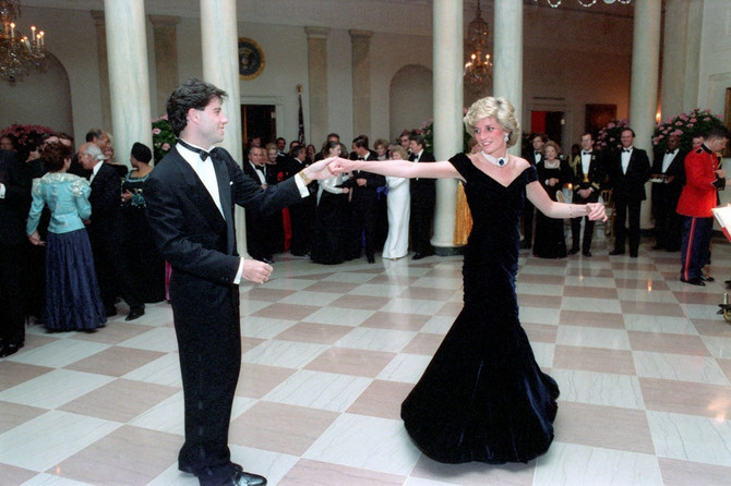 Princ Čarls bio je ponosan na Dajanin ples s Džonom Travoltom