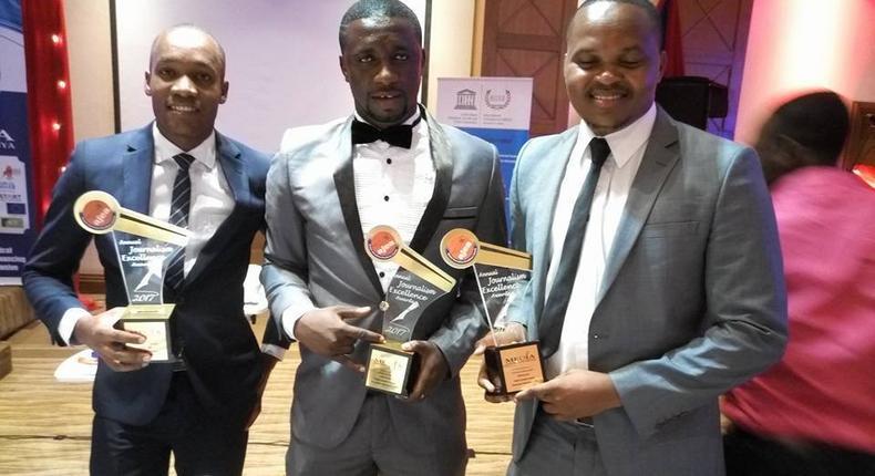 Francis Ontomwa quits KTN, lands new job at BBC