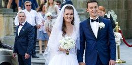 Wzruszający ślub Radwańskiej. Zobacz WIDEO