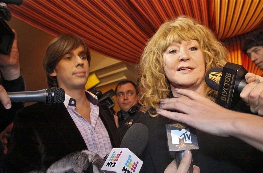 Ałła Pugaczowa wzięła ślub z sobowtórem agenta Tomka