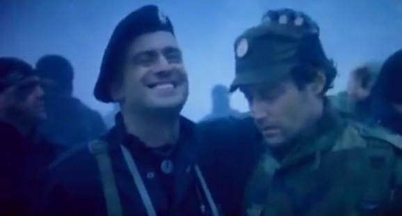 Sergej Trifunović kao Arkan u filmu