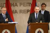 Branislav Borenović, Vukota Govedarica i Dragan Čavić