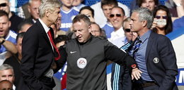 Mourinho groził koledze po fachu