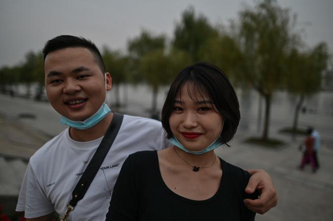 Stanovnici Vuhana sve ređe nose maske