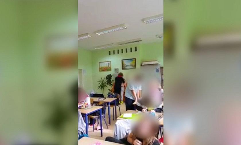 Nauczycielka szarpała ucznia. Sama się przyznała