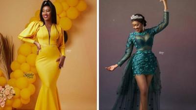 Jackline Mensah sparkles our 'gram with elegant birthday photos