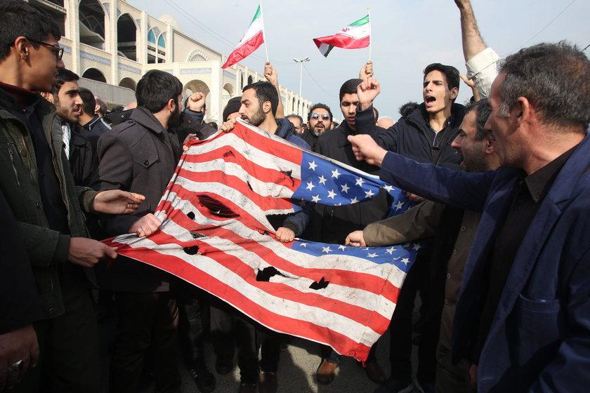 80 mln za głowę Donalda Trumpa. Irańczycy zapłacą?