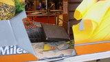 Zuchwałe włamanie w Opolu. Pod budynkiem policji!