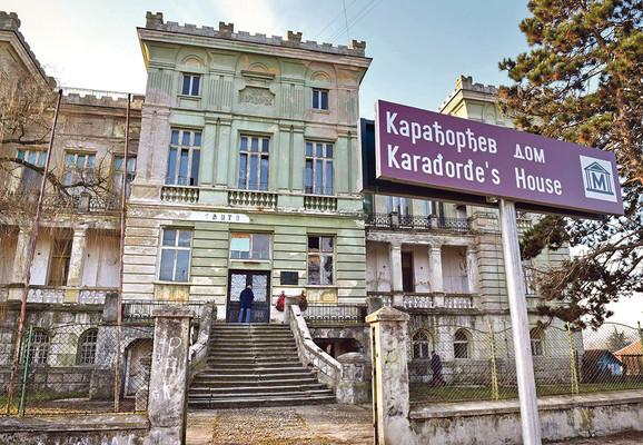Zgrada je u vlasništvu opštine Rača